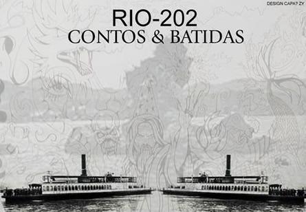 Capa da Mixtape Rio 202 - Contos & Batidas