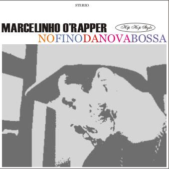 Capa do CD No Fino da Nova Bossa