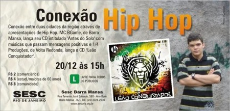 evento de hip-hop